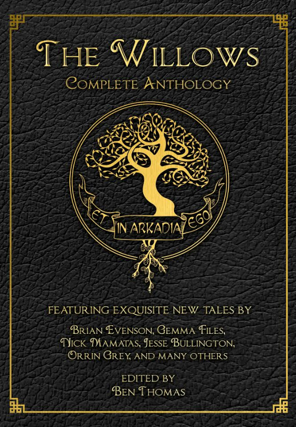 The Willows Anthology Cover